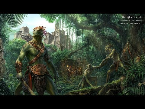 The Elder Scrolls Online: Tamriel Unlimited – Shadows of the Hist – Game Movie (Story Walkthrough)