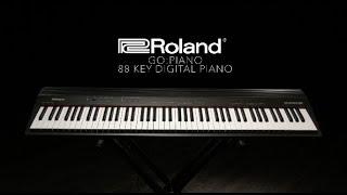 Roland Go:Piano 88 Key Digital Piano   Gear4music