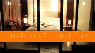 Hotel Room Tour- Ko Samui ♡