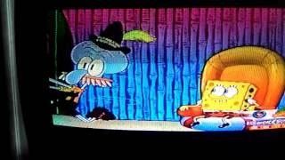 Spongebob trying too speak german