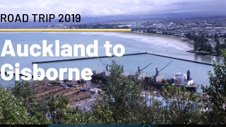 Travel Vlog Gisborne, New Zealand
