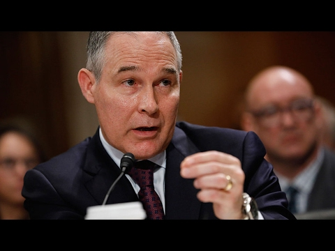 Court Rules Newly Confirmed EPA Head Must Release Thousands of Emails