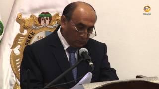Tema: Misa de Acción de Gracias por los 72 Aniversario de Farmacia y Bioquímica