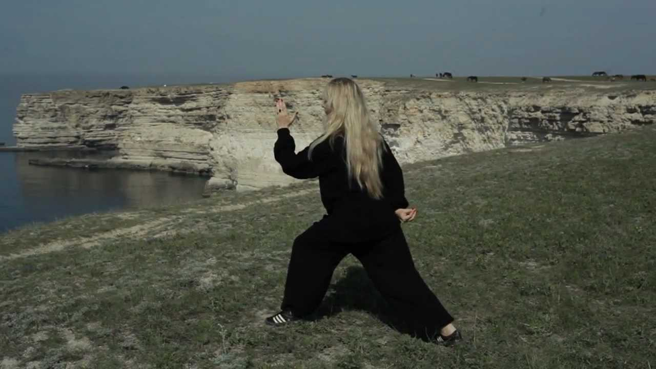 Цигун. Тайцзицюань. 24 формы. Видеоуроки для начинающих. Часть 3