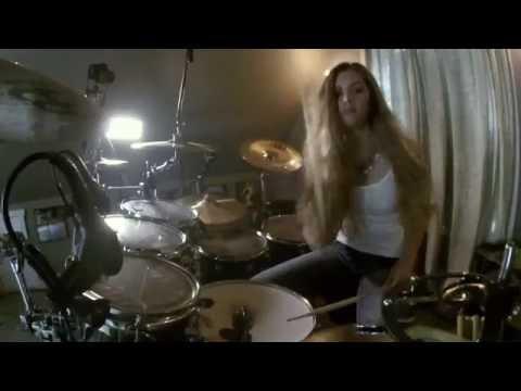 Kid Rock 'Bawitdaba' Drum Cover