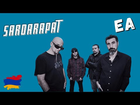 System Of A Down - Sardarapat (Live - Yerevan)