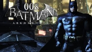 BATMAN: ARKHAM CITY #008 - Das Police Department [HD+] | Let