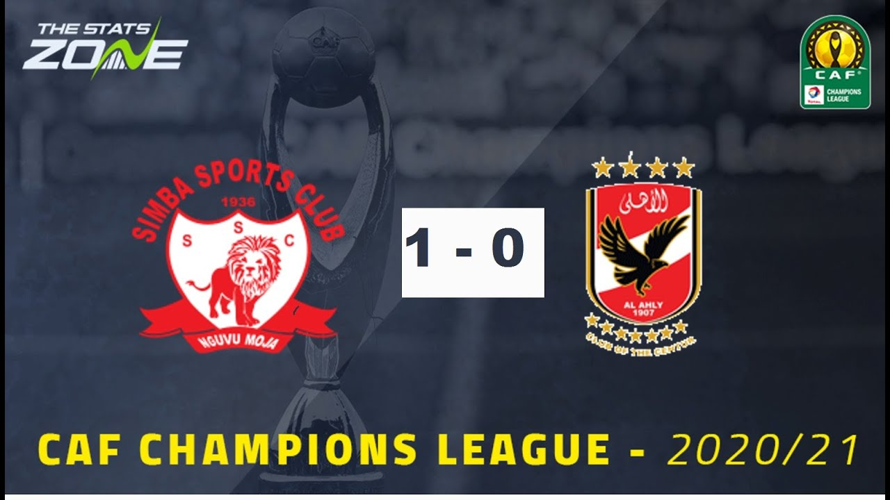 Download Full highlight Simba vs Al ahly (1- 0 )