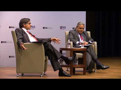 """Q&A Dr. Shashi Tharoor on """"Pax Indica - India in the World of the 21st Century"""""""