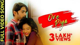 O Re Piya | Full Video Song | Odia Album | Jyoti | Deepa | Satyajeet | Sanchita | Sthita | Asad