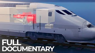 World's Fastest Train - The Race for Speed   Free Documentary