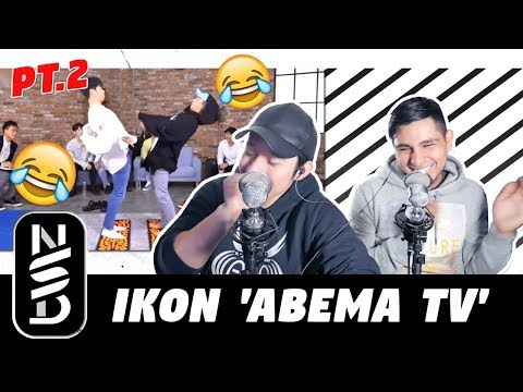 GUYS REACT TO iKON (아이콘) on Serious Game Battle Abema TV (pt.2)