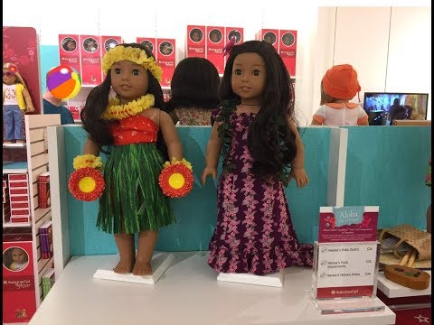 American Girl Store Grand Opening At Washington Square Portland September 2017