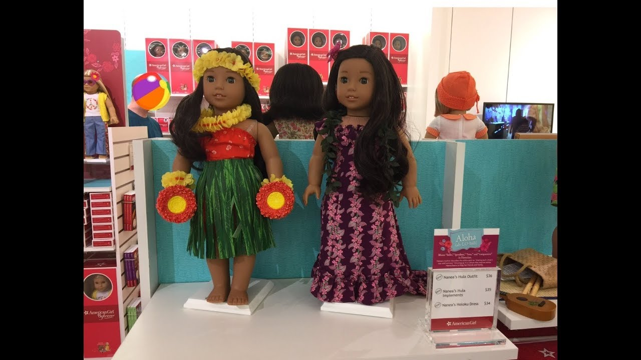 American Girl Store Grand Opening At Washington Square Portland