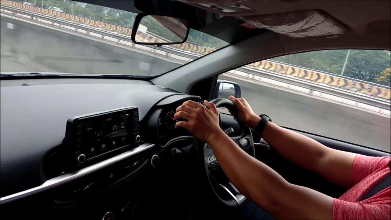 kia picanto 2018 malaysia - test drive / pov review - youtube