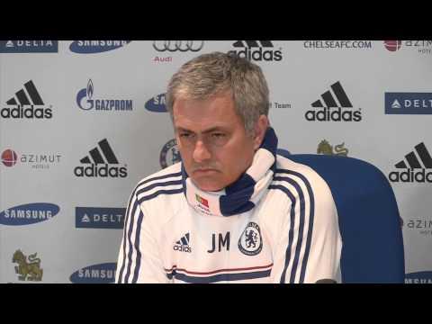 Jose Mourinho: Chelsea's Euro travels 'tiring' my players