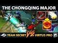 SECRET vs VP - EPIC Grand Final Chongqing Major - Puppey Secret Pocket Strat Picks - EPIC Dota 2