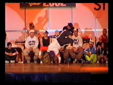 The OPEN BALTIC BREAK DANCE CHAMP NRG 2002 LATVIA ( PART 1 of 2 )