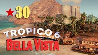 Let's Play Tropico 6 #30: Bella Vista Nuke Club (deutsch / Sandbox)