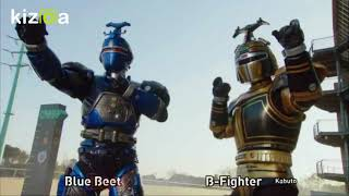B-Fighter kabuto - Last Soldier