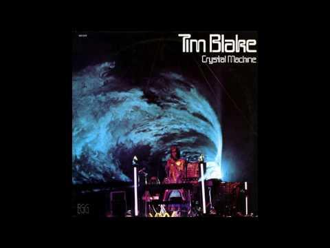 Tim Blake - Crystal Machine (album) 1977