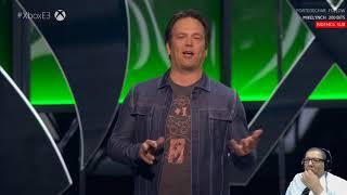5 New Xbox Game Studios Reaction! - E3 2018