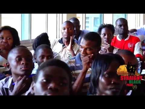 """Afrikan Survival in the 21st Century"" Lecture by Irritated Genie Live in Kampala Uganda"