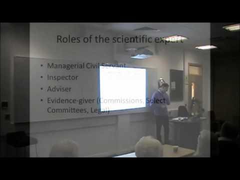 STS Seminars 2016 - Dr Roland Jackson (Royal Institution): John Tyndall