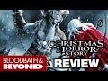 A Christmas Horror Story (2015) - Movie Review