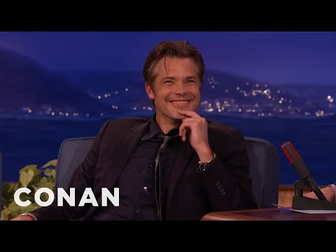 Timothy Olyphant Outs The One DBag On