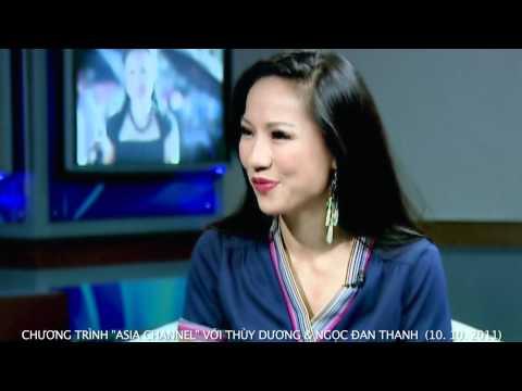 Asia Channel : Ngọc Đan Thanh thích phở ở Úc