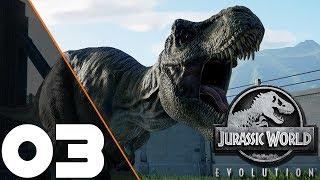 Archiwum: Jurassic World: Evolution #3