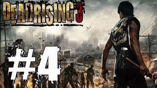 Dead Rising 3 Walkthrough Part 4 No Commentary Xbox One Gameplay Lets Play Review
