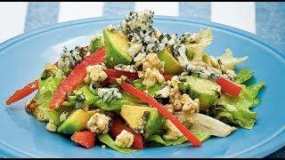 Салат из СЫРА - вкусно,быстро,просто