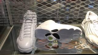 f0a8cf0c8fda54 ShoeZeum All White Air Jordans at the Nike Store in Portland