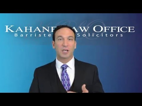 Professional Corporations By Kahane Law Office