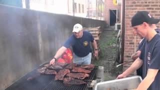 Sleepy Hollow Union Hose Firehouse Ribs Fundraiser April 2012