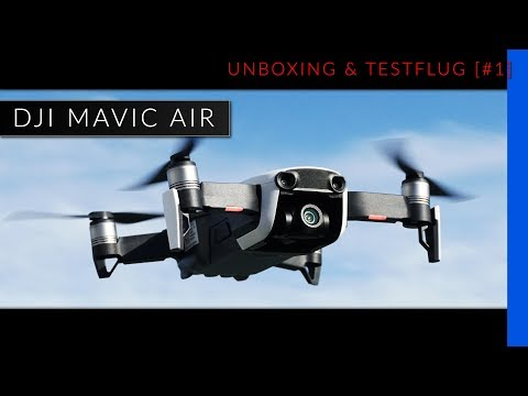DJI Mavic Air: Praxistest deutsch