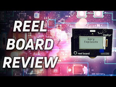 Reel Board review: Zephyr OS Dev Board with Bluetooth 5