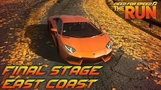 Need For Speed: The Run - Final Stage & Credits - East Coast (PC)