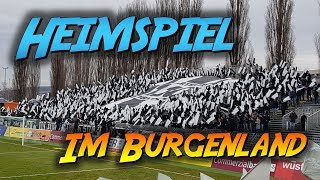 Heimspiel im Burgenland   SV Mattersburg - SK Sturm Graz 1:1, 19. Runde - Bundesliga 2018/19