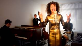 Repeat youtube video All of Me - Vintage Soul John Legend Cover ft. Kiah Victoria
