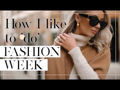 How I 'DO' Fashion Week + 'Secret Project' Sneak Peak! // Fashion Mumblr AD