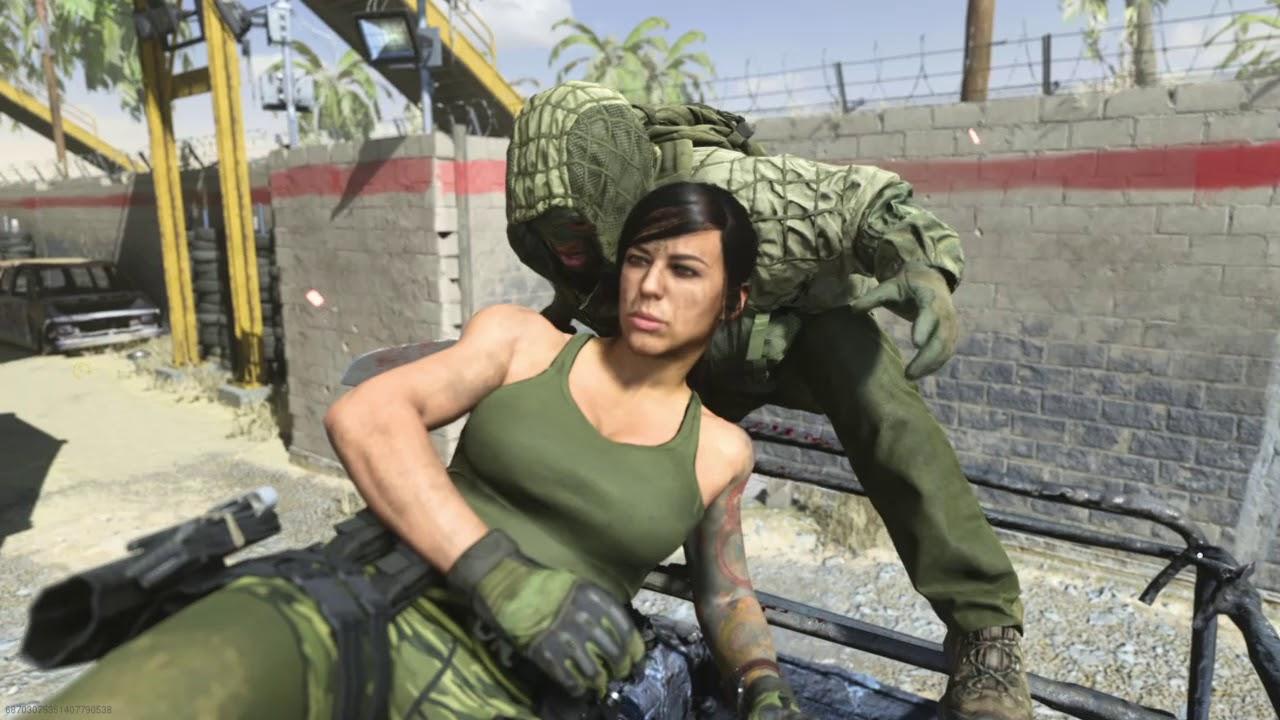 Mara Execution Compilation- Modern Warfare Operator