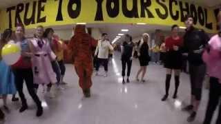 """""""Be True to Your School"""" - Harry S Truman - School Version!"""