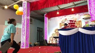 Hạo Nam Super Star - Anh Em Bình Hưng Team quẩy đám cưới Lam Út