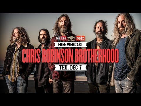 Chris Robison Brotherhood  12717  Live from Brooklyn Bowl Las Vegas  Full