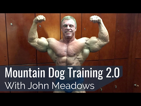 Mountain Dog Training 2 0 With John Meadows