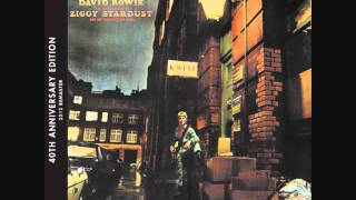 David Bowie - Starman (2012 40th Anniversary Mix)