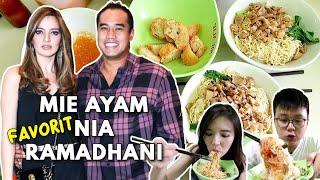 Download Video MIE AYAM KESUKAAN NIA RAMADHANI !! SEMPIT & PANAS TAPI RASANYA... MP3 3GP MP4